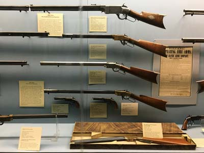 Cody Firearms Museum Case