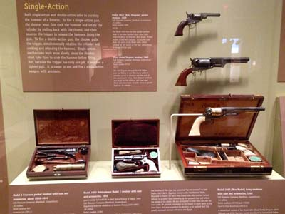 Frazier History Museum Case