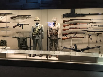 National WWII Museum Case