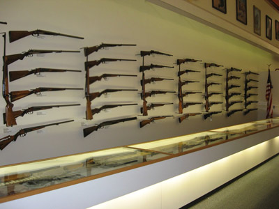 Remington Firearms Museum Case