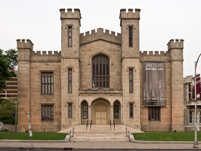 Wadsworth Atheneum, E.H.J. Colt Firearms Collection Exterior